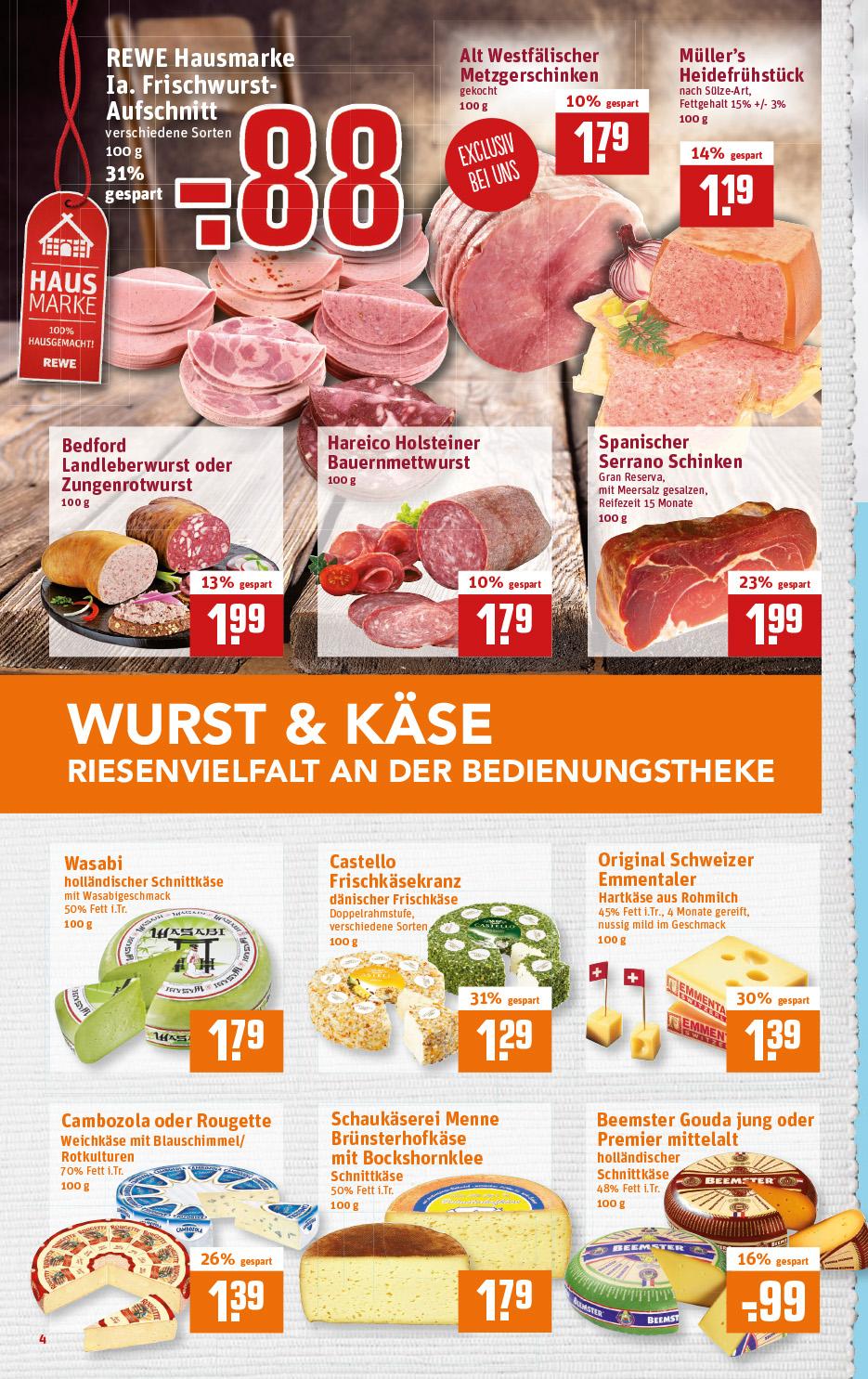 Ungewöhnlich Angebote Getränke Rewe Galerie - Die Besten Wohnideen ...