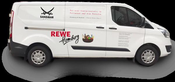 Rewe Homberg :: Kontakt zu REWE Homberg
